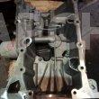 Картер масляный мотор H4M, оригинал, 111107817R, б.у.