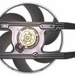 Диффузор вентилятора в сборе без кондиционера Renault Clio Kangoo, оригинал, 6001546843  7701046627+7701050678