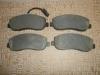 Колодки тормозные передние Renault Master 3, аналог, 410604386R 410601061R