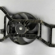 Диффузор охлаждения в сборе без кондиционера Renault Logan 08-13, аналог, 214817807R