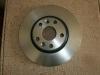 Тормозной диск передний Renault Master 3, оригинал, 8200688880, цена за шт