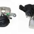Суппорт тормозной задний левый Renault Fluence Megane 3 Scenic 3, оригинал, 440110675R