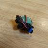 Резистор отопителя Renault Clio, аналог, 7701045553