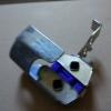 Кронштейн крепления глушителя Renault Fluence Megane 3, оригинал, 206512207R