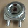 Радиатор масла мотор N7Q, аналог, 7700114039