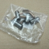 Форсунка подачи масла на поршень мотор K4, аналог, 7701473505, цена за шт.