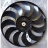 Крыльчатка вентилятора охлаждения Renault Koleos, оригинал, 214861BH0A