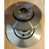 Диск тормозной передний Renault Sandero 2 Dokker  Lada X-RAY, аналог, 7701210081 402067025R, комплект 2 шт.