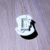 Резистор вентилятора отопителя Renault Master, аналог, 7701057557
