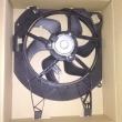 Диффузор вентилятора охлаждения в сборе Renault Trafic 2, аналог, 7701050191