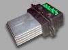 Блок управления вентилятором отопителя Renault Clio 2, оригинал, 77010512772