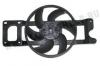 Вентилятор охлаждения в сборе (до 2008 года) без кондиционера аналог 6001550770