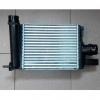 Радиатор интеркулера Renault Duster 2, оригинал, 144965154R