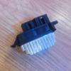 Резистор отопителя с климат-контролем Renault Fluence, оригинал, 271502874R