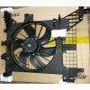 Диффузор вентилятора  в сборе Renault Duster, аналог, 214814567R