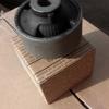 Сайлентблок задний переднего рычага Renault Koleos, аналог, 545040445R 545055212R, цена за шт