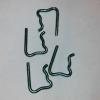 Комплект клипс  форсунки топливной, оригинал, 7701477442