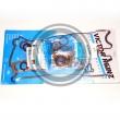 Комплект прокладок ГБЦ без прокладки головки блока, мотор G9, аналог, 7701477813